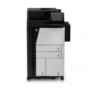 Multifunctionala HP LaserJet Enterprise Flow M830, Duplex, A3, 56ppm, 1200 x 1200 dpi, Copiator, Scanner, USB, Second Hand Imprimante Second Hand