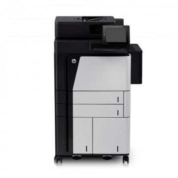 Multifunctionala HP LaserJet Enterprise Flow M830, Duplex, A3, 56ppm, 1200 x 1200 dpi, Copiator, Scanner, USB, Second Hand Imprimante Second Hand