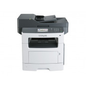 Multifunctionala Laser Monocrom Lexmark MX511de, Duplex, A4, 42ppm, 1200 x 1200dpi, Fax, Copiator, Scanner, USB, Retea, Second Hand Imprimante Second Hand
