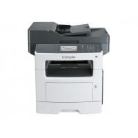 Multifunctionala Laser Monocrom Lexmark MX511de, Duplex, A4, 42ppm, 1200 x 1200dpi, Fax, Copiator, Scanner, USB, Retea