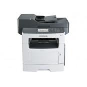 Multifunctionala LEXMARK MX511DE , 42 PPM, USB, Duplex, Retea, Fax, A4, 1200 x 1200, Laser, Monocrom, Copiator, Scanner, Second Hand Imprimante Second Hand