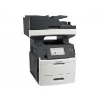 Multifunctionala Laser Monocrom Lexmark MX710de, Duplex, A4, 60ppm, 1200 x 1200dpi, Scaner, Copiator, Fax, USB, Retea