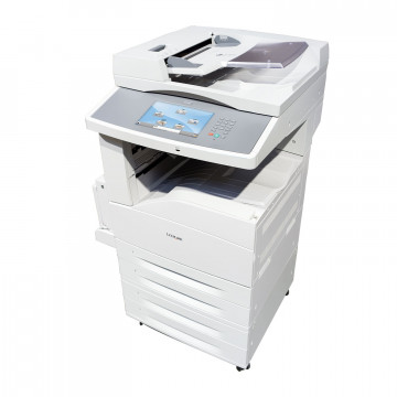 Multifunctionala Laser Monocrom Lexmark X860DE, A3, 35ppm, Fax, Copiator, Duplex, Retea, USB, Second Hand Imprimante Second Hand