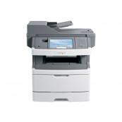 Multifunctionala Laser Monocrom Lexmark x464de, Imprimanta, Copiator, Scanner, Fax, USB 2.0, Retea, Imprimante Multifunctiona