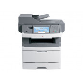 Multifunctionala Second Hand laser monocrom Lexmark X463DN, Imprimanta, Copiator, Scanner, USB 2.0, Retea Imprimante Second Hand