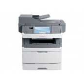 Multifunctionala Second Hand laser monocrom Lexmark x464de, Imprimanta, Copiator, Scanner, Fax, USB 2.0, Retea, Imprimante Multifunctiona