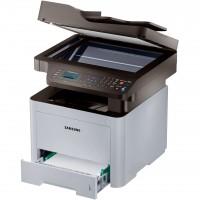 Multifunctionala Laser Monocrom Samsung ProXpress SL-M3370FD, Duplex, A4, 35ppm, Fax, Copiator, Scanner, Retea, USB