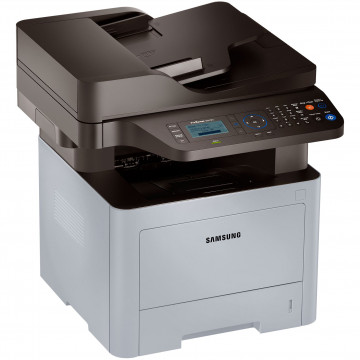 Multifunctionala Laser Monocrom Samsung ProXpress SL-M3370FD, Duplex, A4, 35ppm, Fax, Copiator, Scanner, Retea, USB, Second Hand Imprimante Second Hand