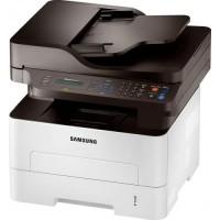 Multifunctionala Laser Monocrom Samsung Xpress SL-M2875FD, Duplex, A4, 28ppm, Fax, Copiator, Scanner, Retea, USB