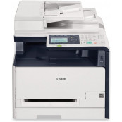 Multifunctionala Laser Color Canon i-SENSYS MF8280Cw, A4, 14ppm, 600 x 600dpi, Scanner, Copiator, Fax, Wireless, Retea, USB, Second Hand Imprimante Second Hand