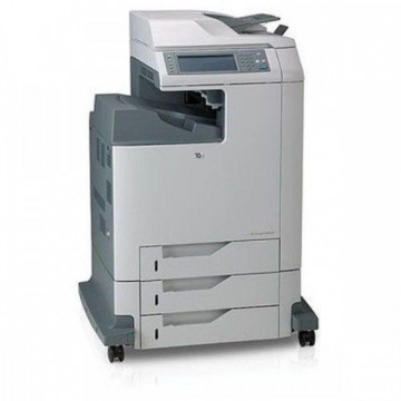 Multifunctionala Laser Color HP LaserJet 4730 MFP, A4, Copiator, Fax Imprimante Second Hand