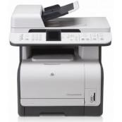 Multifunctionala Laser Color HP LaserJet CN1312nfi, 12 ppm, Fax, Scanner, Copiator, Retea, USB, Second Hand Imprimante Second Hand