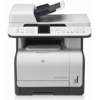 Multifunctionala Laser Color HP LaserJet CN1312nfi, 12 ppm, Fax, Scanner, Copiator, Retea, USB