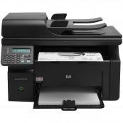 Multifunctionala Laser Monocrom HP LaserJet Pro MFP M1212nf, A4, 19ppm, 600 x 600, Fax, Copiator, Scanner, Retea, USB, Lipsa Suport Hartie, Second Hand Imprimante Second Hand