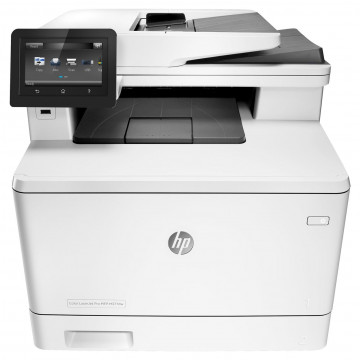 Multifunctionala Laser Color HP LaserJet Pro MFP M377dw, Duplex, A4, 24ppm, 600 x 600 dpi, Scanner, Copiator, USB, Retea, Wireless, Tonere Noi, Second Hand Imprimante Second Hand