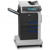 Multifunctionala Laser Monocrom HP M4555DTN MFP, Duplex A4, 55ppm, 1200 x 1200dpi, Retea, USB, Second Hand Imprimante Second Hand