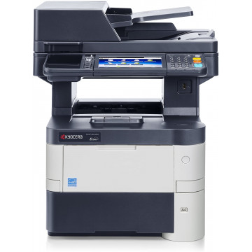 Multifunctionala Laser Monocrom KYOCERA M3540MFP, A4, 40ppm, 1800 x 600 dpi, Copiator, Scanner, Retea, USB, Second Hand Imprimante Second Hand