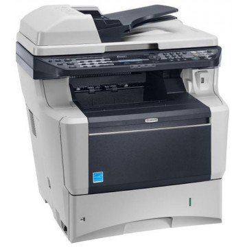 Multifunctionala Laser Monocrom KYOCERA FS-3140MFP, A4, 40ppm, 1200 x 1200 dpi, Fax, Copiator, Scanner, Retea, USB, Second Hand Imprimante Multifunctionale