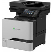 Multifunctionala Laser Color LEXMARK CX725de, Duplex, A4, 50ppm, 1200 x 1200dpi, Fax, Scanner, Copiator, USB, Retea, Second Hand Imprimante Second Hand