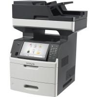 Multifunctionala Laser Monocrom LEXMARK MX711de, Duplex, A4, 66ppm, 1200 x 1200, Fax, Scanner, Copiator, USB, Retea