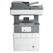 Multifunctionala Laser Color Lexmark X748de, Duplex, A4, 35ppm, 1200 x 1200 dpi, Fax, Scanner, Copiator, USB, Retea, Second Hand Imprimante Second Hand