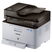 Multifunctionala Laser Color Samsung Xpress SL-C480FW, A4, 19ppm, 2400 x 600 dpi, Copiator, Scaner, Fax, USB, Retea, Wireless