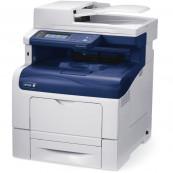 Multifunctionala Laser Color XEROX Workcentre 6605, A4, 15 ppm, 1200 x 1200 dpi, Copiator, Fax, Scanner, USB, Retea, Second Hand Imprimante Second Hand
