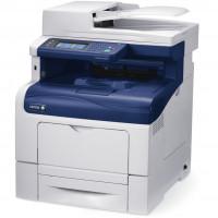 Multifunctionala Laser Color XEROX Workcentre 6605, A4, 15 ppm, 1200 x 1200 dpi, Copiator, Fax, Scanner, USB, Retea