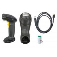 Scanner coduri de bare Zebra/Motorola Symbol LS4278 Negru, Cordless, Bluetooth, Laser