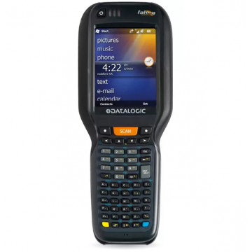 Terminal mobil Datalogic Falcon X3, 3.5 Inch Touchscreen Display + Single Slot Charging Dock, Second Hand Echipamente POS