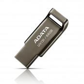 Memorie USB 3.0 ADATA 64 GB, Metalic, AUV131-64G-RGY Periferice