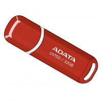 MEMORIE USB 3.2 ADATA 32 GB, Cu capac, Rosu, Carcasa plastic