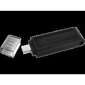 Memorie USB 3.2 Kingston DataTraveler 70, 32GB, Type-C Periferice