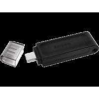USB TYPE-C, USB 3.2, stick memorie Kingston DataTraveler 70, 32GB