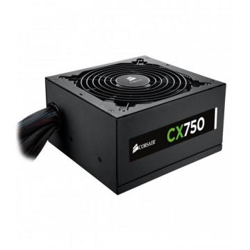 Sursa CORSAIR CX750, 750 W, 80 PLUS Bronze Certified, Second Hand Componente Calculator