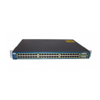 Switch Cisco Catalyst 2950G-48, 48 porturi 10/100 + 2 x GBIC - managed