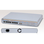 Switch Allied Telesyn AT-FS909SX - 8 porturi, Second Hand Retelistica