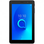 Tableta Alcatel 1T7, 9009G, Quad Core, 7 Inch, 1GB RAM, 16GB, 3G, Black Tablete & Accesorii