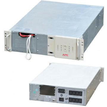 UPS APC Smart-UPS 2200rmi3u, 2200VA/1690W, Baterii Noi, Fara Panou Frontal, Second Hand Retelistica