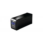 UPS TED Electric 700VA/400W, Cu stabilizator, Display LCD, 2 x Schuko Retelistica