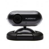 Camera Web Samsung Pleomax PWC-7300, HD, Microfon Periferice
