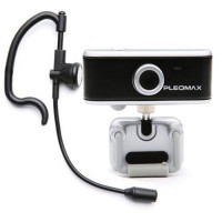Camera Web + Casca cu microfon, Samsung Pleomax PWC-2000