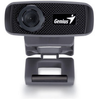 Webcam Genius HD 720p Facecam 1000x, CMOS, 720p up to 30fps, Microfon, USB