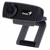 Webcam Genius HD 720p Facecam 1000x, CMOS, 720p up to 30fps, Microfon, USB Periferice
