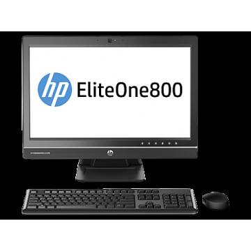 All In One HP 800 G1 ELITEONE, 23 Inch, Intel Pentium G3220 3.00GHz, 4GB DDR3, 500GB SATA, Grad B All In One