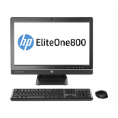 All In One HP 800 G1 ELITEONE, 23 Inch, Intel Pentium G3220 3.00GHz, 4GB DDR3, 500GB SATA, Grad B All In One
