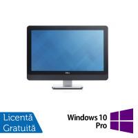 All In One DELL 9010, 23 Inch Full HD, Intel Core i5-3570S 3.10GHz, 8GB DDR3, 240GB SSD, DVD-RW + Windows 10 Pro