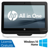 All In One HP Pro 3420, 20 Inch, Intel Core i3-2120 3.30GHz, 8GB DDR3, 500GB SATA, DVD-RW + Windows 10 Home, Refurbished All In One