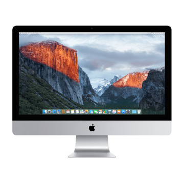Calculator Apple iMac 12,2 cu Display IPS 27 Inch 2560 x 1440, Intel Core i5-2500S 2.70GHz, 16GB DDR3, 1TB SATA, Radeon HD 6770M, DVD-RW, Wireless, Bluetooth, Webcam, Second Hand All In One