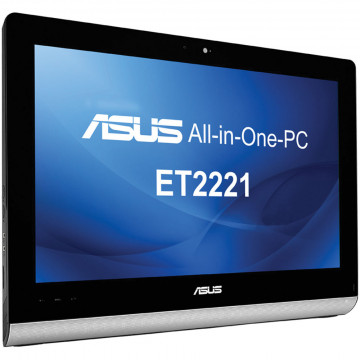 All In One Asus ET2221 21.5 Inch Full HD, AMD A6-5350M 2.90GHz, 4GB DDR3, 500GB SATA, DVD-ROM, Wireless, Webcam, Second Hand All In One